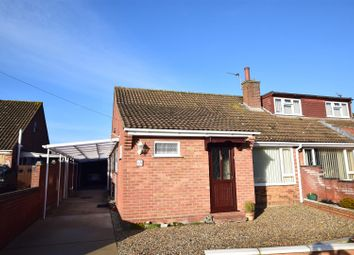 Thumbnail 3 bedroom semi-detached bungalow for sale in Gowing Road, Hellesdon, Norwich