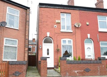 Thumbnail 2 bed end terrace house for sale in Charlotte Street, Stockport, Greater Manchester