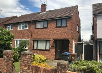 Thumbnail 3 bedroom semi-detached house to rent in Bloomfield Street, Ipswich