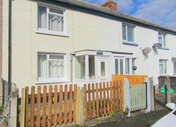 Thumbnail 2 bed terraced house to rent in Glanrafon, Abergele, Conwy