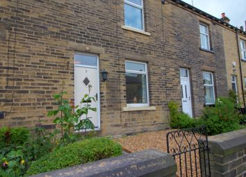 Thumbnail 2 bedroom terraced house for sale in Queen Street, Greengates, Bradford