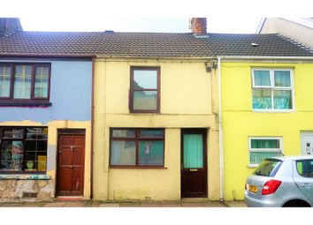 2 bed terraced house for sale in Commercial Street, Swansea SA9