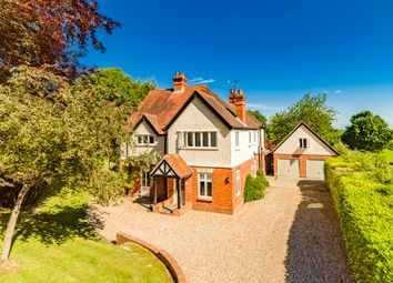 Thumbnail 4 bed detached house for sale in Sheviocke, Streatley On Thames