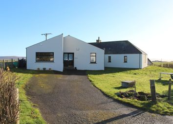 Thumbnail 4 bed detached bungalow for sale in Russland Road, Harray, Orkney