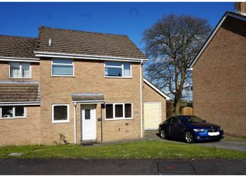Thumbnail 3 bed semi-detached house for sale in Woodlands View, Haverfordwest