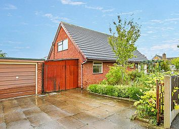 Thumbnail 3 bed detached house for sale in Greenfields Avenue, Shavington, Crewe