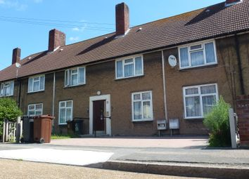 Thumbnail 1 bed flat to rent in Hedingham Road, Dagenham
