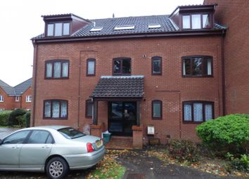 Thumbnail 1 bedroom flat for sale in Roseville Close, Thorpe Hamlet, Norwich