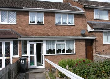 Thumbnail 3 bed terraced house for sale in Cobham Road, Halesowen