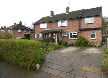 Thumbnail 3 bed semi-detached house to rent in The Chestnuts, Hinstock, Market Drayton