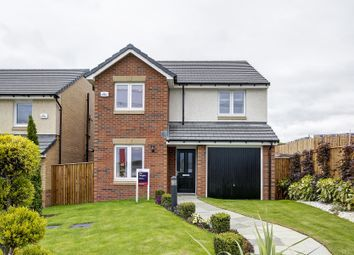 Thumbnail 4 bed detached house for sale in Burnside View, Coatbridge