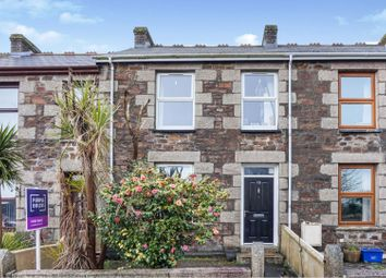 Thumbnail 3 bed terraced house for sale in Adelaide Road, Redruth