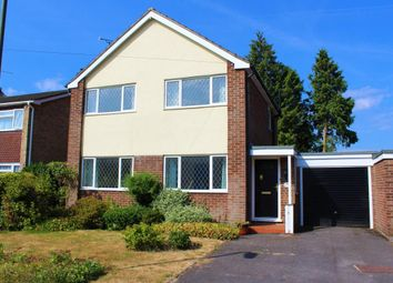 Thumbnail 3 bedroom detached house for sale in Foxhurst Rd, Ash Vale