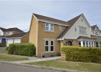 Thumbnail 4 bedroom detached house for sale in Blackberry Drive, Frampton Cotterell, Bristol
