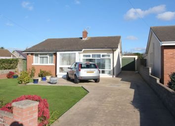Thumbnail 3 bed detached bungalow for sale in Adenfield Way, Rhoose, Barry