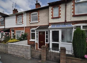 Thumbnail 2 bed town house to rent in Hatrell Street, Newcastle-Under-Lyme