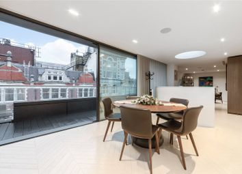 Thumbnail 2 bed flat for sale in The Artisan Penthouse, 1 Goodge Street, Fitzrovia, London