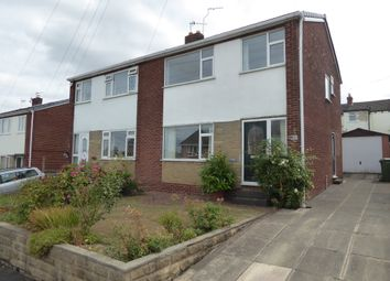 Thumbnail 3 bed semi-detached house to rent in Thornhill Close, Middlestown, Wakefield