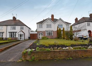 Thumbnail 3 bed semi-detached house for sale in Cartbridge Lane, Walsall, West Midlands, .