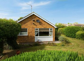 Thumbnail 3 bed detached bungalow for sale in Orchard Road, Wiggenhall St Germans, King's Lynn, Norfolk