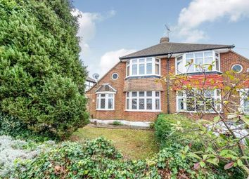 Thumbnail 3 bed semi-detached house for sale in Tadworth, Epsom, Surrey