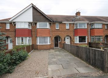 Thumbnail 4 bed terraced house to rent in Henwick Avenue, Worcester