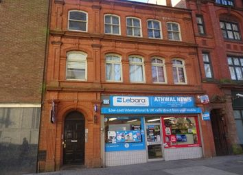 Thumbnail 1 bed flat to rent in Leicester Street, Walsall