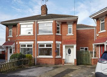 Thumbnail 3 bed semi-detached house for sale in Astoria Crescent, Hull