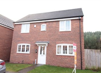 Thumbnail 3 bed detached house for sale in St Stephens Road, Ollerton, Newark, Nottinghamshire