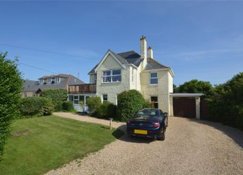 Thumbnail 4 bedroom detached house for sale in West Road, Milford On Sea, Lymington, Hampshire