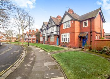 Thumbnail 2 bed end terrace house for sale in Park Road, Port Sunlight, Wirral