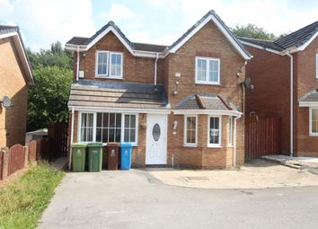 Thumbnail 3 bed detached house for sale in Woolmore Avenue, Royton, Oldham