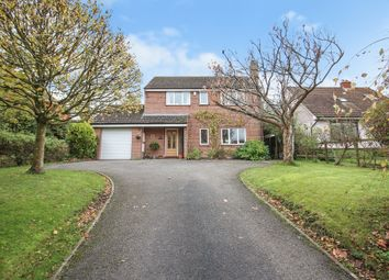 Thumbnail 4 bed detached house for sale in Bratton Road, Westbury