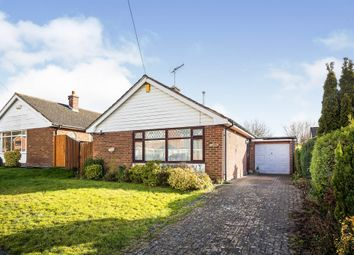 Latham Avenue, Helsby, Frodsham WA6. 2 bed detached bungalow for sale