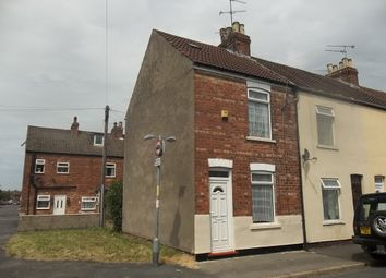 Thumbnail 2 bed end terrace house to rent in Portland Terrace, Gainsborough