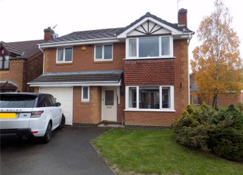 Thumbnail 4 bed detached house for sale in Victoria Avenue, Heanor, Derbyshire