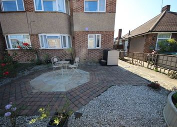 Thumbnail 2 bed maisonette to rent in Woodcote Close, Kingston Upon Thames