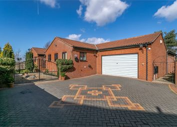 Thumbnail 5 bed detached bungalow for sale in Redbrook Avenue, Hasland, Chesterfield, Derbyshire