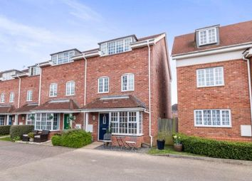 Thumbnail 4 bed end terrace house for sale in Hook, Hampshire