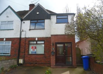 3 bed semi-detached house to rent in Woodhouse Lane, Sheffield S20