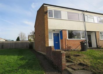 Thumbnail 3 bedroom property to rent in Lea Crescent, Newbold, Rugby