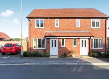 Thumbnail 3 bed semi-detached house for sale in Pickernell Road, Tidworth