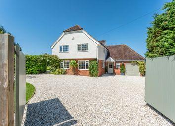 Thumbnail Detached house for sale in Walden Road, Ashdon, Saffron Walden