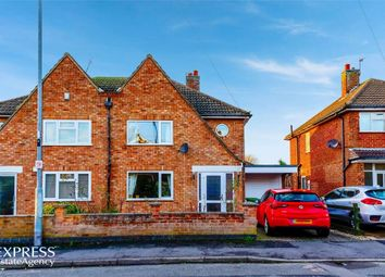 Thumbnail 3 bed semi-detached house for sale in Balmoral Road, Melton Mowbray, Leicestershire