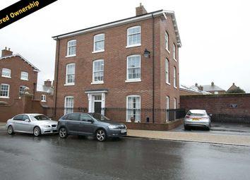2 bed flat for sale in Marsden Street, Poundbury, Dorchester DT1