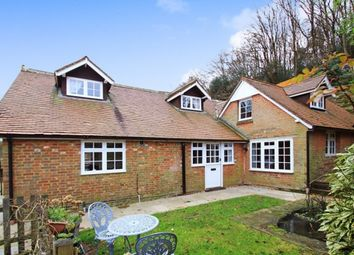 Thumbnail 4 bed detached house for sale in Holmbury St. Mary, Dorking