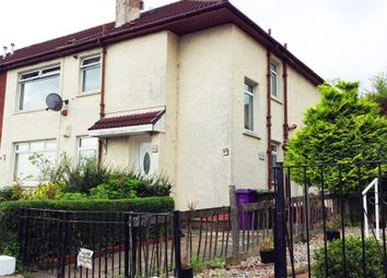 Thumbnail 3 bedroom flat for sale in Menzies Road, Glasgow