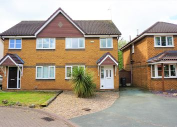 Thumbnail 3 bed semi-detached house for sale in Housesteads Drive, Chester