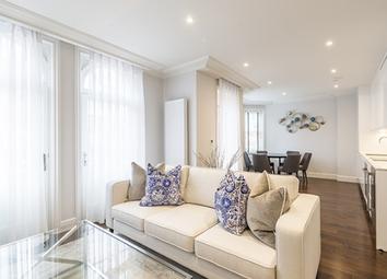Thumbnail 3 bed flat to rent in Hamlet Gardens, King Street, Ravenscourt Park