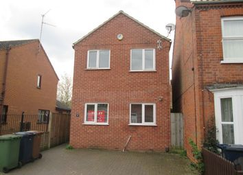 Thumbnail 3 bedroom detached house to rent in William Road, Wisbech